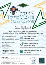 Bunayya Camp 2018: Young Muslim Quran Explorer - Event
