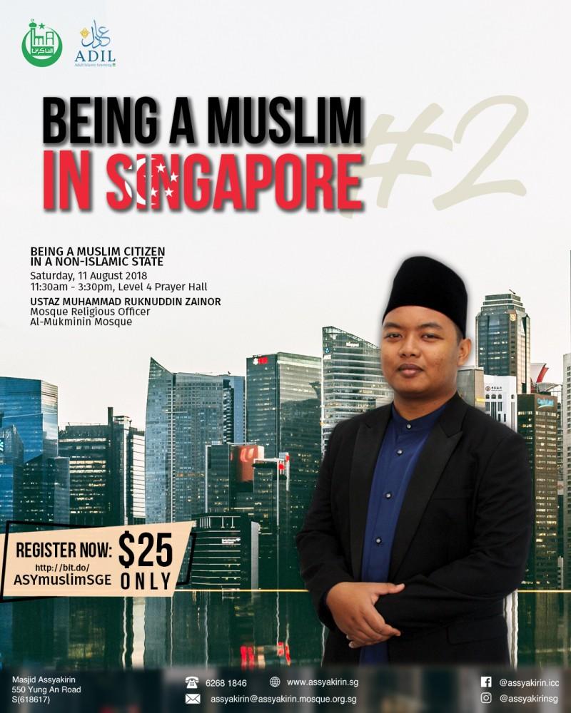 Singapore moslim matchmaking