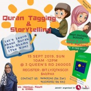 Quran Tagging & Story telling for Kids - Event