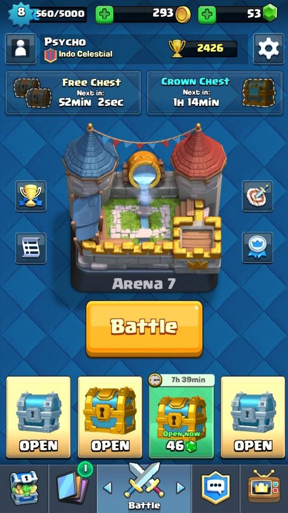 Arena 7 | 12 Epic