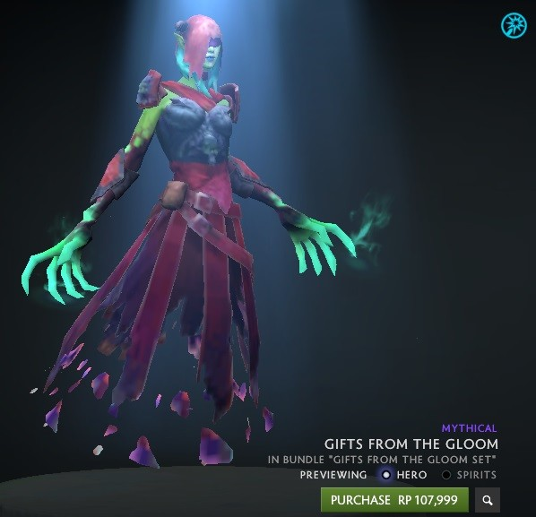Gifts from the Gloom (Death Prophet Set)