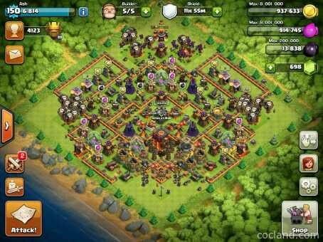 Max Town Hall 10 ( CN )
