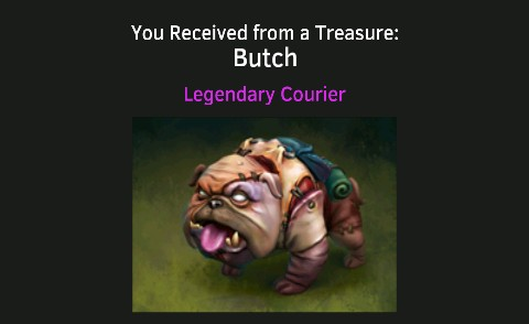 Butch (Courier) Legendary