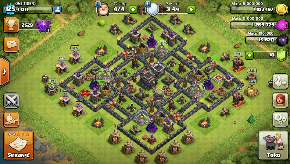 MAX Town Hall 9