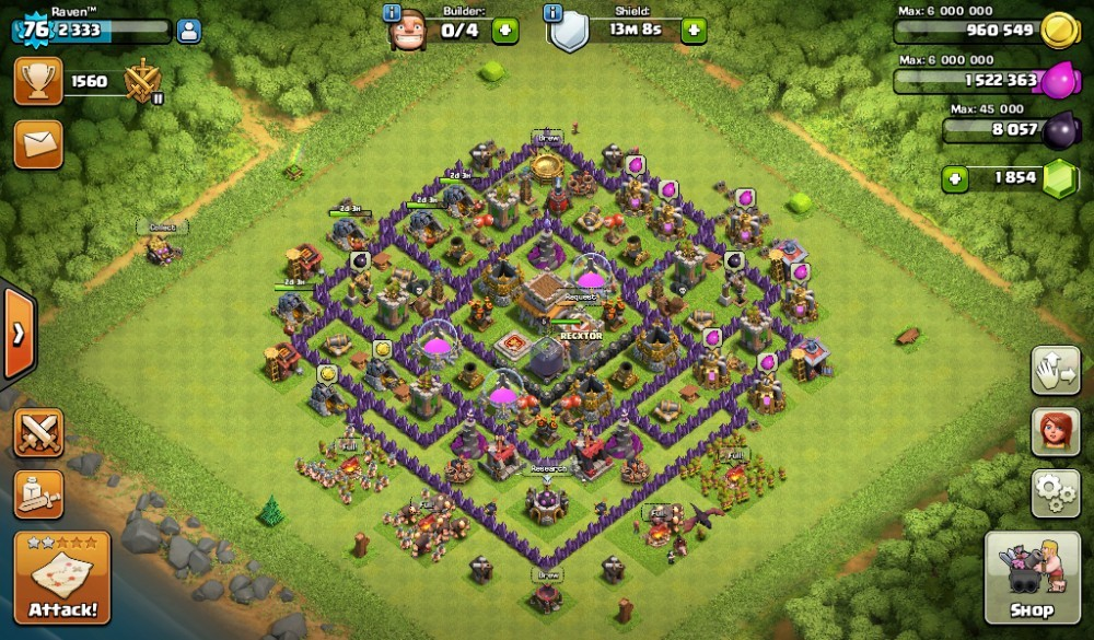 MAX Town Hall 8