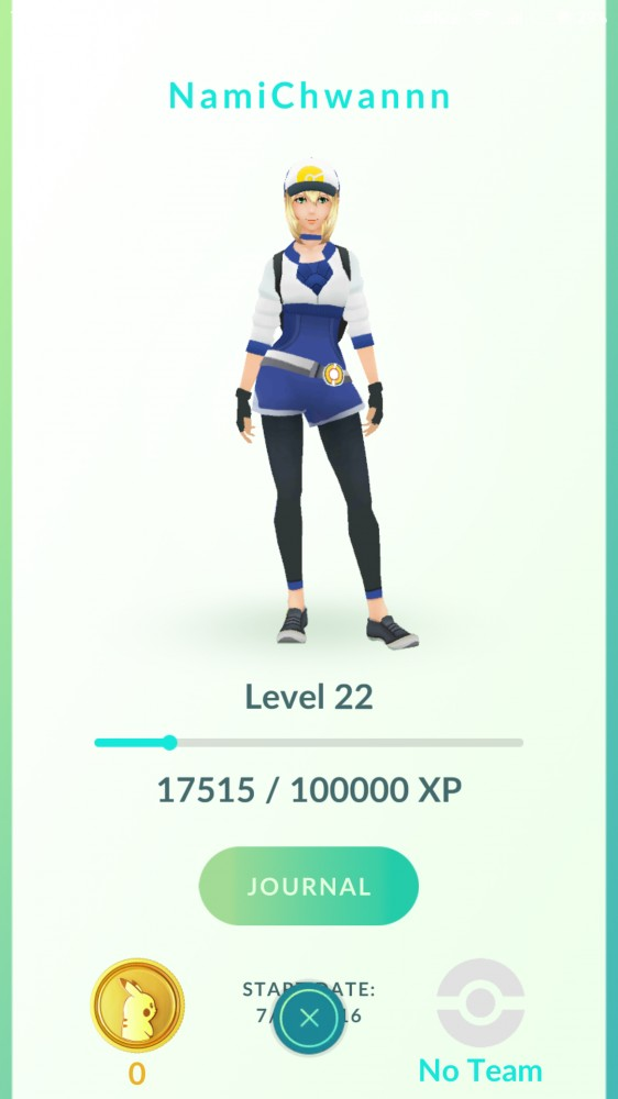 Level 22 - Female | Dragonite CP 2k