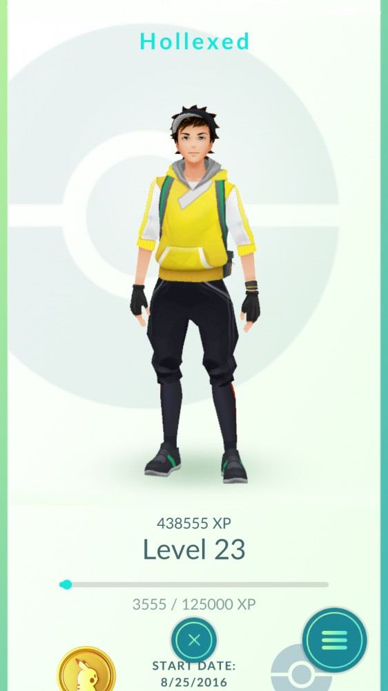 Level 23 - Male | Dragonite CP 2,4K Candy 25