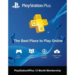 PlayStation Plus Membership (US) – 1 Tahun