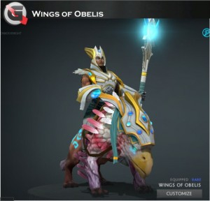 Wings of Obelis (Chen Set)