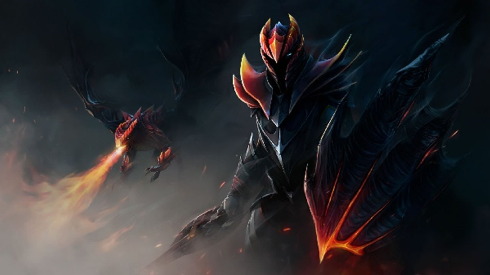 Inscribed Knight of the Burning Scale (Dragon Knight Set)