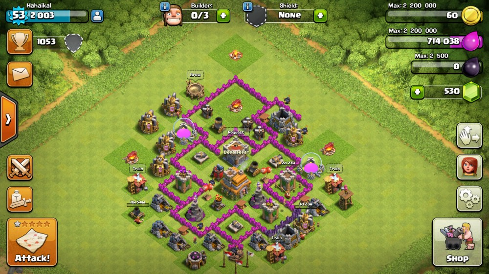 MAX Town Hall 7