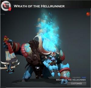 Wrath of the Hellrunner (Spirit Breaker Set)
