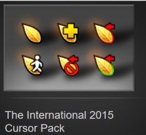 The International 2015 (Cursor Pack)