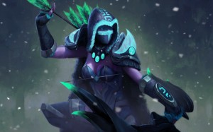 The Boreal Watch (Drow Ranger Set)