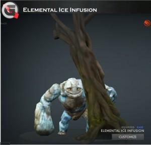 Elemental Ice Infusion (Tiny Set)