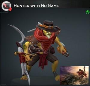 Hunter with No Name (Bounty Hunter Set)