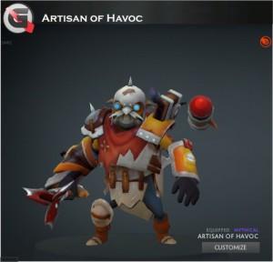 Artisan of Havoc (Clockwerk Set)