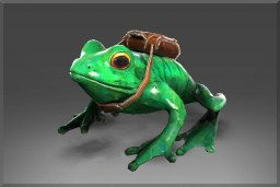 Skip the Delivery Frog (Courier)
