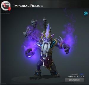 Imperial Relics (Dark Seer Set)