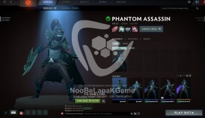 The Nimble Edge ( Phantom Assasin )