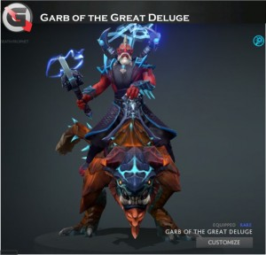 Garb of the Great Deluge (Disruptor Set)