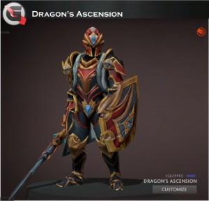 Dragon's Ascension (Dragon Knight Set)