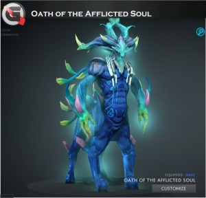Oath of The Afflicted Soul (Leshrac Set)