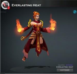 Everlasting Heat (Lina Set)