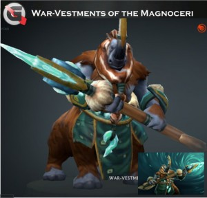 War-Vestments of the Magnoceri (Magnus Set)