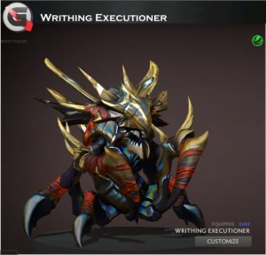 Writhing Executioner (Nyx Assassin Set)