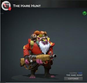 The Hare Hunt (Sniper Set)