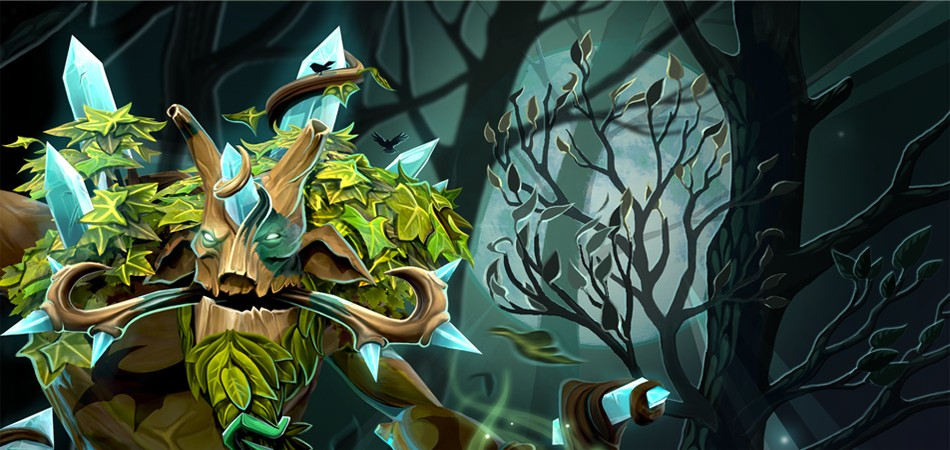 Treant Protector- Moonshard Overgrowth