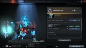 Spirit Breaker - Inscribed Iron Surge (Immortal)