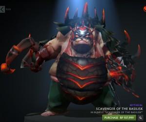 Scavenger of the Basilisk (Pudge Set)