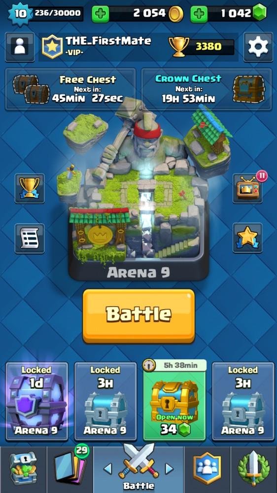 Arena 9 gems banyak
