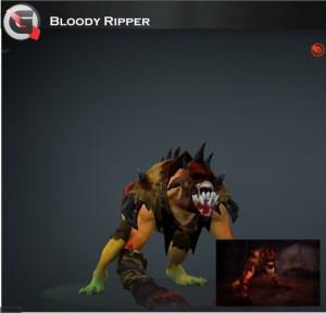 Bloody Ripper (Lifestealer Set)