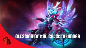 Blessing of the Crested Umbra (Vengeful Spirit Set)