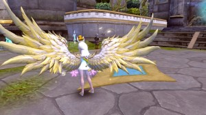 Epic Wings (Gold)