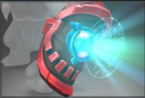Bracers of the Cavern Luminar (Immortal Earthshaker)