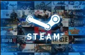 Steam Wallet USD $5