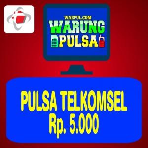 Pulsa Regular Telkomsel 5.000