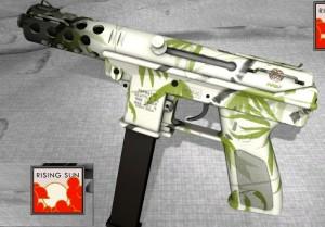 Tec-9 | Bamboo Forest (Consumer Grade Pistol)