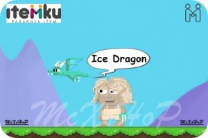 Ice Dragon Hand