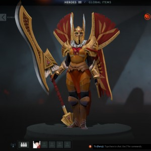 Immortals Pride (Legion Commander Set)