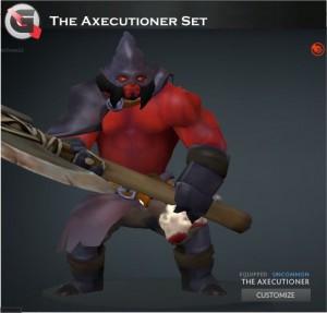 The Axecutioner Set (Axe Set)