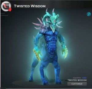 Twisted Wisdom (Leshrac Set)