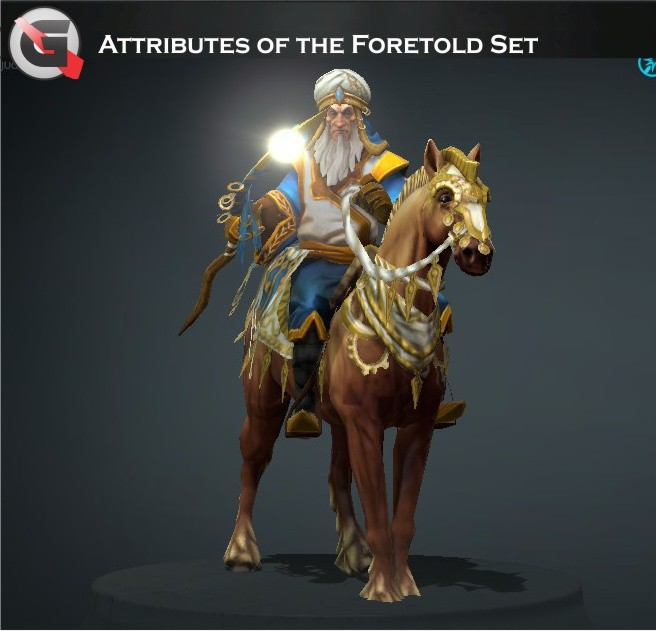 Attributes of the Foretold (Keeper of the Light Set)
