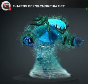 Shards of Polymorphia   (Morphling Set)