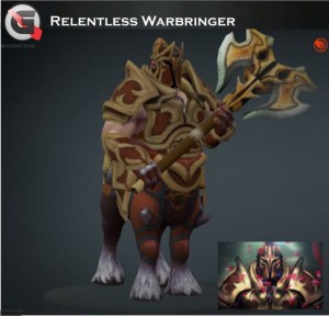 Relentless Warbringer (Centaur Warrunner Set)