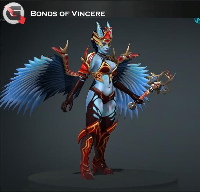 Bonds of Vincere (Queen of Pain Set)